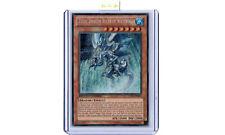 Tidal, Dragon Ruler of Waterfalls CT10-EN001 Secret Rare Ltd Ed YuGiOh Card NM
