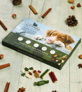 Elkwood Selection Box For Dogs - 100% Natural GLUTEN FREE LOW FAT