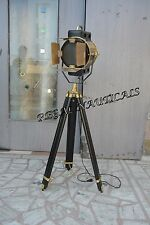 DECORATIVE FLOOR LAMP DECOR SEARCH LIGHT WITH TRIPOD STAND SPOT LIGHT HOME DECOR