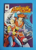 Archer & Armstrong #8 VALIANT COMICS  First Appearance Timewalker