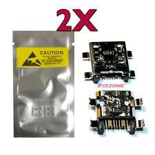 2 X New Samsung Galaxy S4 mini SPHL520WHT 4G LTE Micro USB Charging Sync Port US