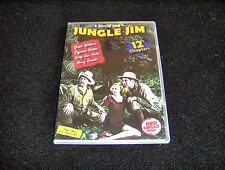 JUNGLE JIM CLIFFHANGER SERIAL 12 CHAPTERS 2 DVDS