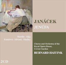 Jenufa/Karita Mattila, New Music