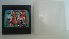 JEU VINTAGE 80'S SEGA GAME GEAR DONALD DUCK THE LUCKY DIME CAPER