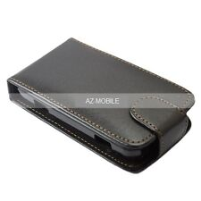 Cover sony (LT28i) Xperia Ion Slim Vertical Black Leather