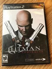 Hitman: Contracts (Sony PlayStation 2, 2004) PS2 Cib Game H3