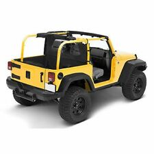 Bestop 80031-35 Windjammer Air Deflector Black Diamond for 2007-2014 Wrangler