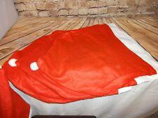 4pcs Santa Claus Red Hat Chair Covers Christmas Decor Dinner Xmas Cap Sets