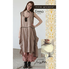 "TINA GIVENS ""EMMA DRESS"" Sewing Pattern"