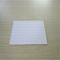 1PCS THIN SQUARE 114*114*1MM ALUMINA CERAMIC SUBSTRATE SHEET #A67T LW