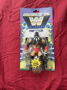 Brand New Finn Balor WWE Masters Of The Universe Action Figure sealed Nib MATTEL