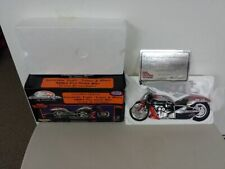 ERTL/AM 2005 LE 1:9 Harley Davidson GT Tonglet & Andrew Hines Drag Bike Set