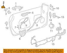 GM OEM Door-Cover 13599552