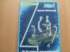 Hazet Katalog Spezial- Werkzeuge von 1990 gebraucht für Oldtimer