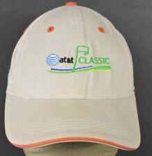 Beige Journey AT Pechanga Golf Embroidered Baseball Hat Cap Adjustable Strap