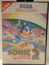 Master System - Sonic The Hedgehog 2 (mit OVP / OHNE ANLEITUNG) 10634172