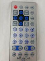 Genuine Polaroid Portable DVD Video Player Remote Control Model RC-50 Grey