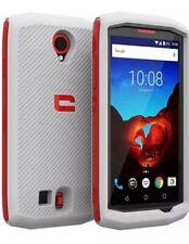 CROSSCALL CASE Grigio/Rosso Salvagente Galleggiante per il tuo Smartphone Trekker-X3 Nuovo Regno Unito