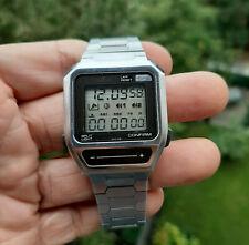 Vintage 1970's Omega Sensor Quartz Digital LCD Watch Ref. 1640