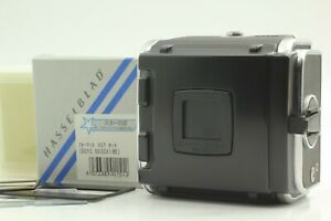 【TOP MINT】 Hasselblad A16 IV Chrome Late Model Film back Holder From JAPAN #1634