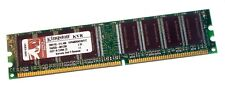 Memoria RAM Kingston KVR400X64C3A/512 (512MB DDR PC3200U 400MHz DIMM 184-pin)