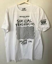 Suicidal Tendencies House of Vans t-shirt Killing Time CHUD NYHC punk metal NYC