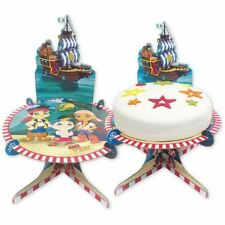 25cm Jake & The Never Land Pirates Party Birthday Card Cake Stand