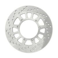 Front Brake Disc Rotor For Yamaha TW125(5EK/5RS) 99-04 200 2JL/4CS1/2/3 91-98 BK