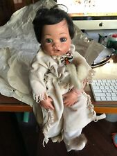 Mary Lee Goss Boy Baby Doll #110 Lanani Son of Chief Crazy Horse Lakota Sioux