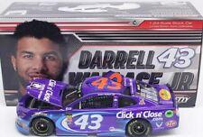 Lionel Racing Bubba Wallace Jr 2018 Click N Close 1:24 DIECAST Car