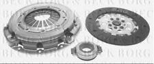 HK2096 BORG & BECK CLUTCH KIT 3-IN-1 fits Nissan X-Trail 2.0i,2,2TD9/03-