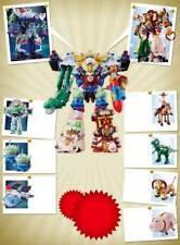 Toy Story Chogokin Woody & Buzz MISB SET Robot SOC Diecast Transformer Disney