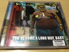FATBOY SLIM - YOU'VE COME A LONG WAY, BABY (ACC.) RIGHT HERE RIGHT NOW, PRAISE U