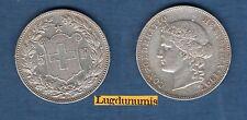 Suisse - 5 Francs 1907 Argent TTB + - Swiss Helvetia