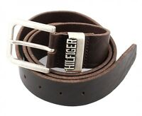 TOMMY HILFIGER DENIM Cinturón Original Hilfiger Belt W85 Dark Brown