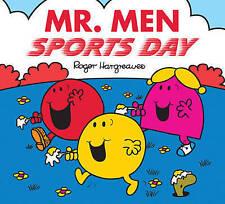 Mr. Men: Sports Day (Mr. Men & Little Miss Celebrations), Hargreaves, Roger , Go