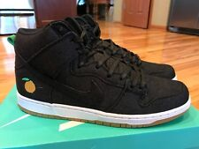 Nike SB Dunk High TRD QS Pro Momofuku Denim David Chang 881758-071 Size 9.5