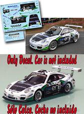 Decal 1:43 Miguel Fuster - PORSCHE 997 GT3 2010 - Rally Islas Canarias 2015