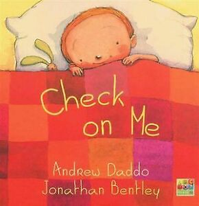 Check on Me by Andrew Daddo Jonathan Bentley Paperback New