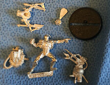 Culexus Temple Assassin Metal OOP Space Marines Imperial Guard Warhammer (IR530)