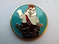 Vintage Pin Badge Soviet cartoon Carlson,USSR