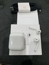 Apple Airpods With Box tested and working complete