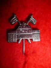 69th Armoured Tank Regiment Cap Badge - Indian Army, Cavalry