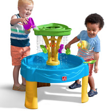 Harbor Summer Kids Splash Water Tower Showers Table With 8 Piece Accessory