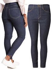 New Ladies Ex M&S Indigo Jeans RRP £35 Sculpt & Lift Skinny Trouser Size 18-24