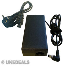 16V 4A FOR SONY VAIO VGN-N21M/W AC ADAPTER CHARGER PSU + EU POWER CORD UKED