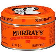 Murray's Superior Hair Dressing Pomade Original. 85g - GENUINE !