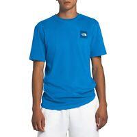 The North Face Men's Blue Box T-Shirt