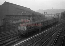 PHOTO  3 CAR SET FOR MILNGAVIE PASSING SIGHTHILL JUNCTION NO.65 ON INDICATOR BLI