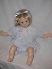 """22"""" Baby Doll by Suzanne Gibson 1977"""